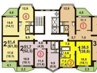 Продажа квартир: 1-комнатная квартира, Московская область, Лобня, ул. Панфилова, 1, фото 1