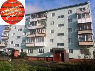 Продажа квартир: 2-комнатная квартира, Свердловская область, Камышловский р-н, с. Обуховское, Санаторий ул., фото 1