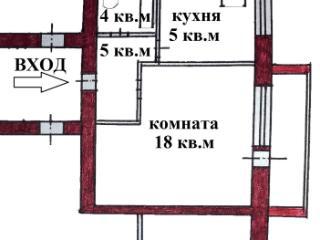 Продажа квартир: 1-комнатная квартира, Волгоград, Алексеевская ул., 7, фото 1