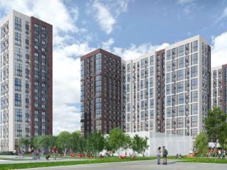 Продажа квартир: 3-комнатная квартира в новостройке, Москва, Варшавское ш., влд170Ек2, фото 1