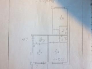 <strong>2 800 000</strong> <span class='icon-rub'><b>руб.</b></span><br />   2к-квартира, 56&nbsp;м&sup2; 1&nbsp;этаж