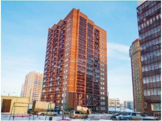 Продажа квартир: 2-комнатная квартира в новостройке, Красноярск, Соколовская ул., 1, фото 1