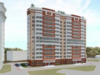 Продажа квартир: 1-комнатная квартира в новостройке, Барнаул, пр-кт Ленина, 195А, фото 1