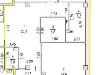 Продажа квартир: 3-комнатная квартира, Ростов-на-Дону, Халтуринский пер., фото 1