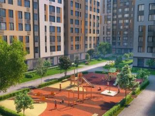 Продажа квартир: 1-комнатная квартира в новостройке, Санкт-Петербург, Новолитовская ул., 10, фото 1