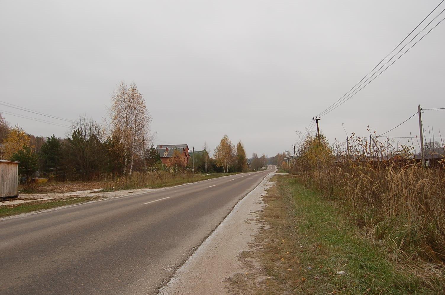 Продажа земельного участка Московская область, Серпуховский р-н, д. Судимля, фото 1