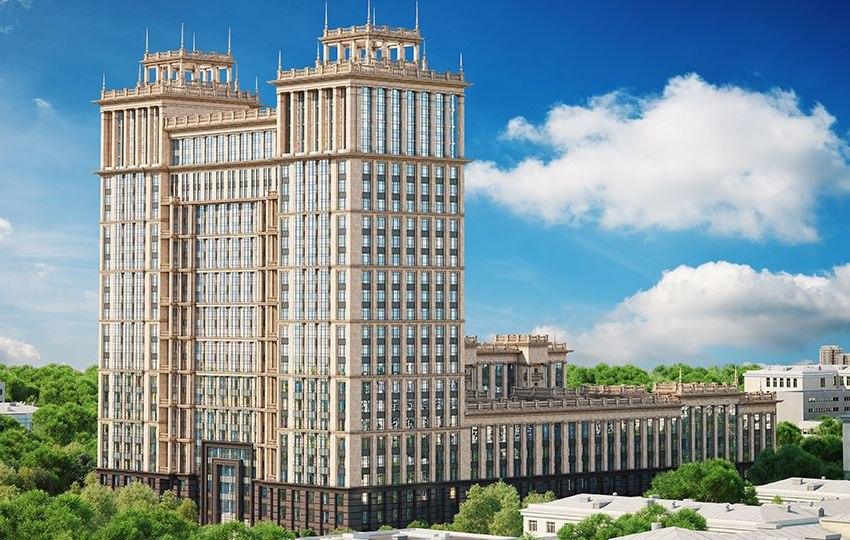 Продажа квартир: 1-комнатная квартира в новостройке, Москва, ул. Верхняя, 34, фото 1