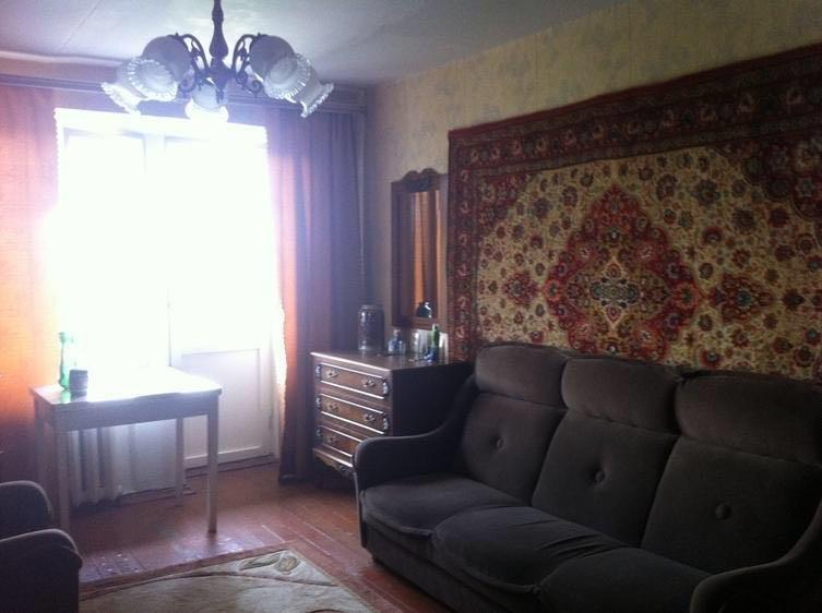 Продажа квартир: 2-комнатная квартира, Московская область, Чеховский р-н, п. Мещерское, Мирная ул., 8, фото 1