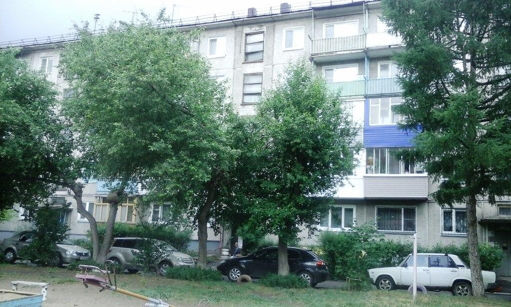 Квартира в новостройке Омск, ул. Гуртьева - 1