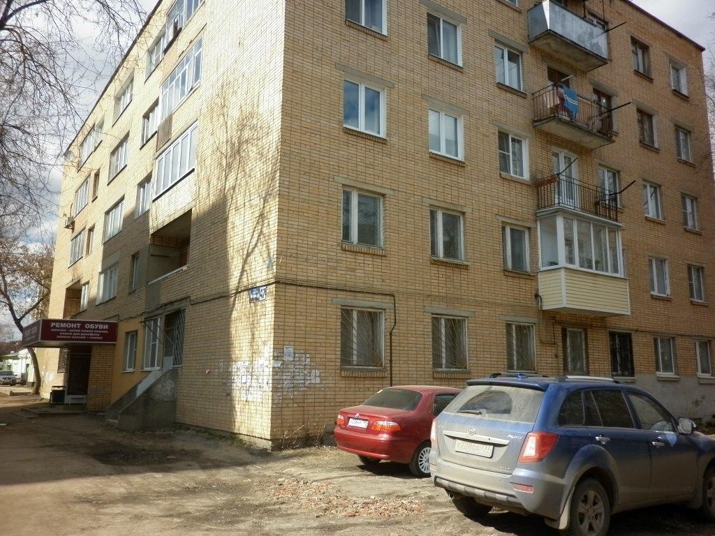 Продажа квартир: 3-комнатная квартира, Владимирская область, Александров, ул. Революции, 47, фото 1