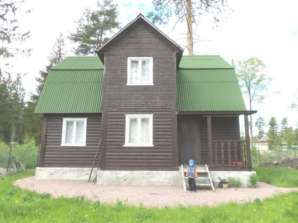 Аренда дома Ленинградская область, Выборгский р-н, п. Коробицыно, фото 1