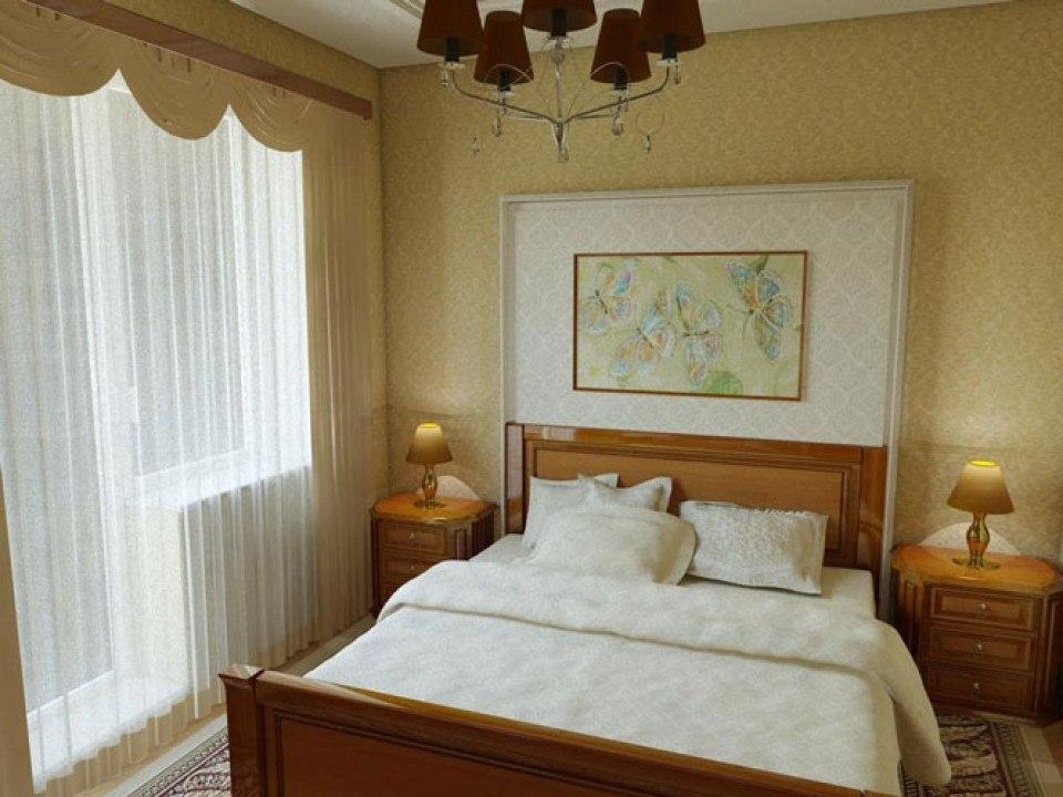 Оформляем дизайн спальни в классическом стиле, основные черт.