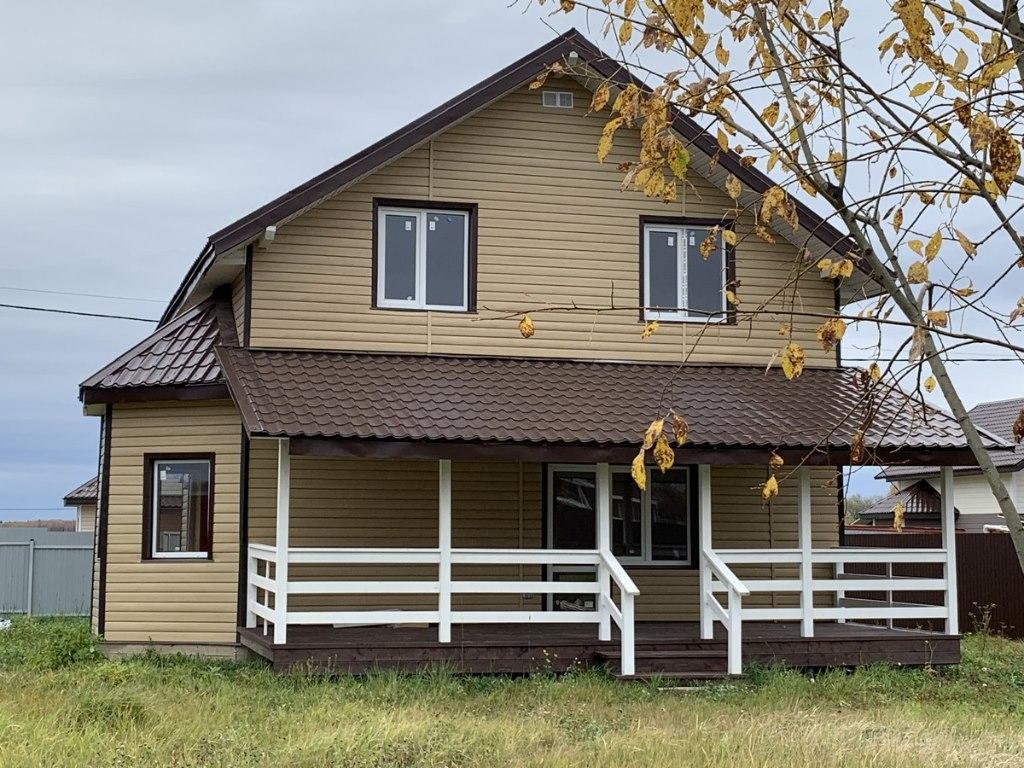 Продажа пятикомантной дом 175 м² в деревне Папино в Жуковском районе